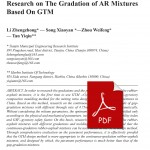 017_Research-on-The-Gradation-of-AR-Mixtures-Based-On-GTM