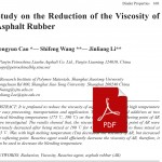 036_Study-on-the-Reduction-of-the-Viscosity-of-Asphalt-Rubber