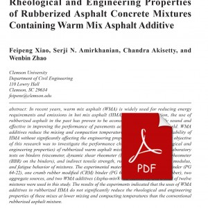 054_Rheological-and-Engineering-Properties-of-Rubberized-Asphalt-Concrete-Mixtures-Containing-Warm-Mix-Asphalt-Additive