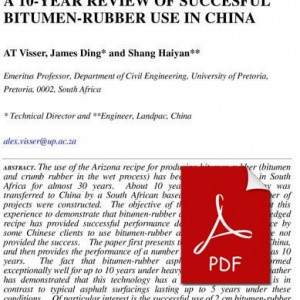 A_10-YEAR_REVIEW_SUCCESFUL_BITUMEN-RUBBER_USE_IN_CHINA