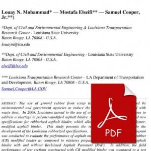 Development_Louisiana's_Rubberized_Asphalt_Binder_Specification