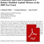 Laboratory_and_Field_Evaluation_a_Rubber_Modified_Asphalt_Mixture_at_the_2009_Test_Track
