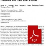 Poroelastic_Low_Noise_Road_Surfaces
