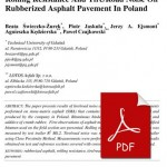 Rolling_Resistance_And_Tire-Road_Noise_On_Rubberized_Asphalt_Pavement_In_Poland